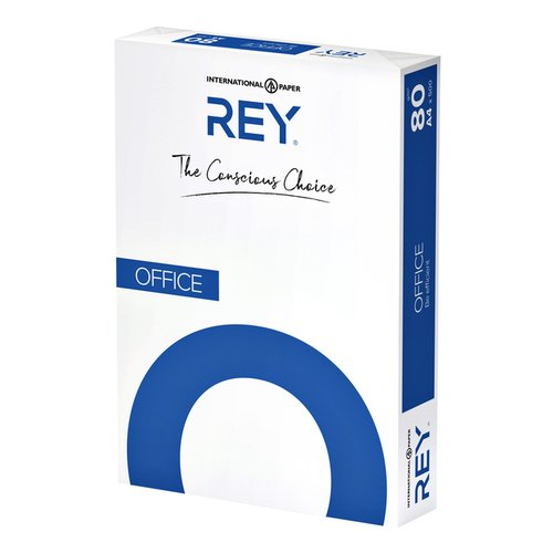 Rey Office Document Papier A4 80 g-m
