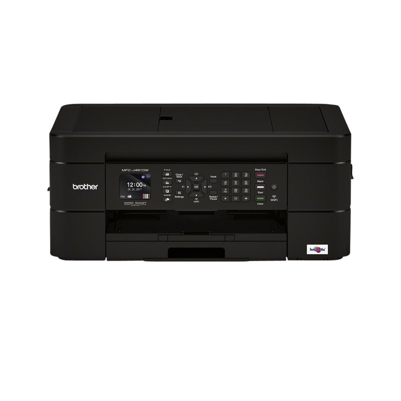 Brother MFC-J491DW printer